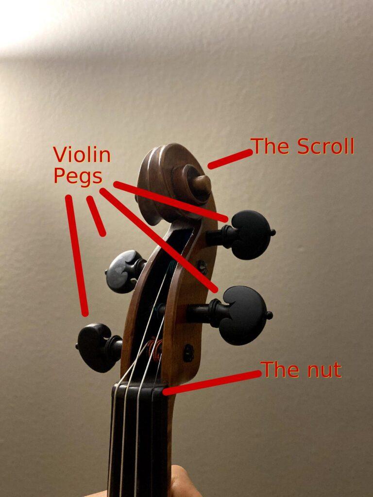 violin tuning 1