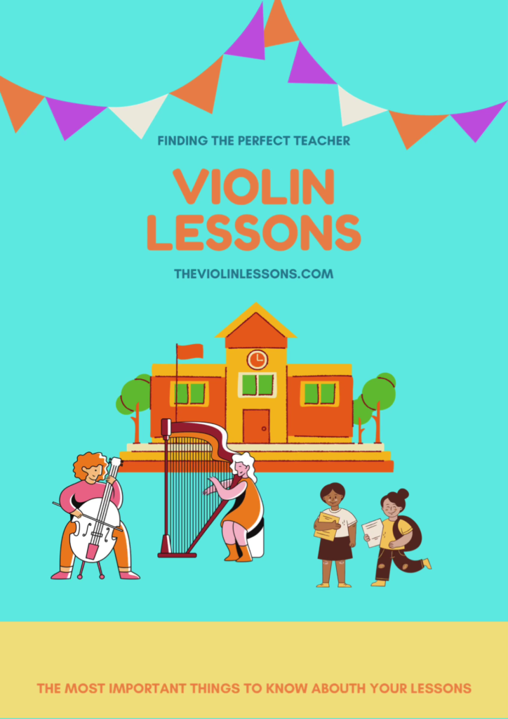 The Complete Guide: How to Find a Violin Teacher 1