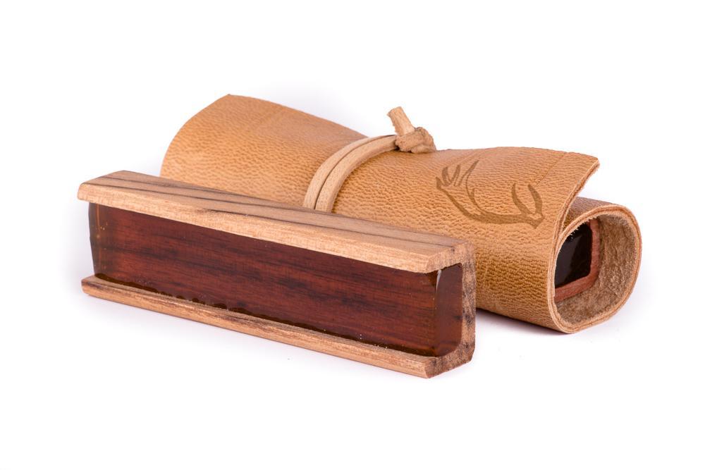 Leatherwood bespoke violin rosin