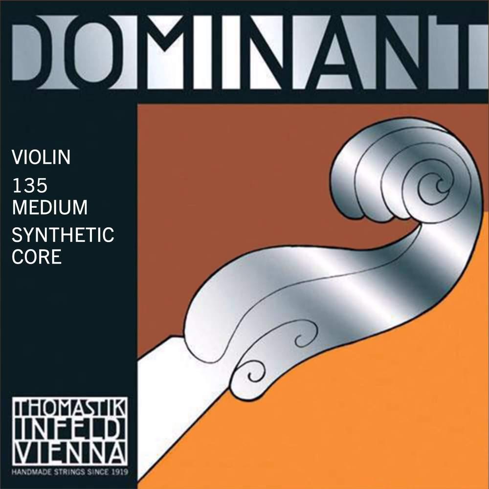 Thomastic dominant violin strings